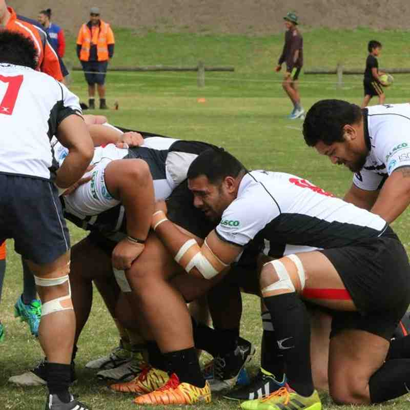 2nds v Footscray 28-03-2015