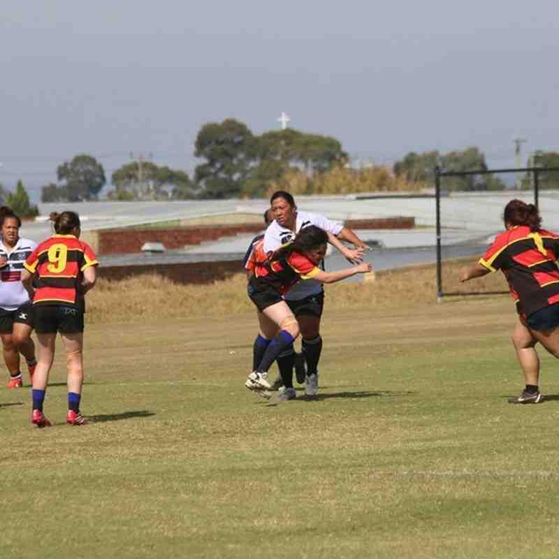 Women 1sts v Uni/Panthers 11-04-2015