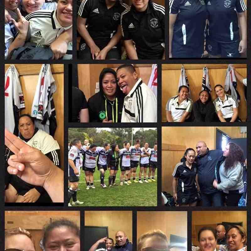 Ladies Semi Final vs Uni Panthers 8/8/2015