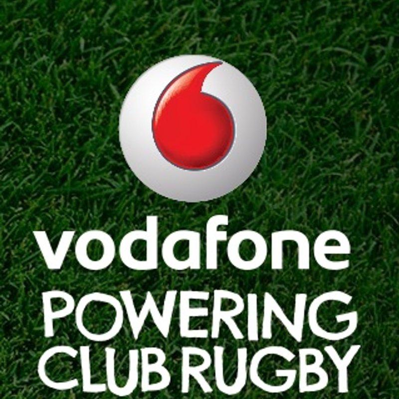 Vodafone & ARU Club Sponsorship Deal