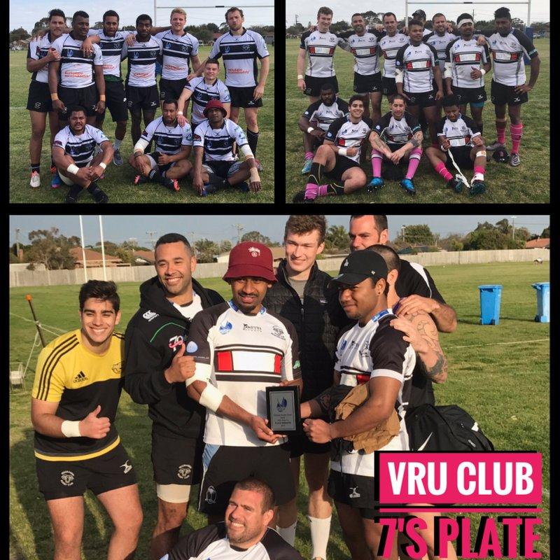 VRU Club 7s