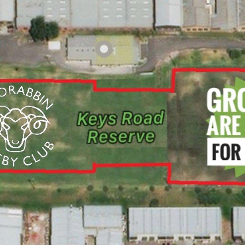 Keys Road Reserve - Field Resurfacing