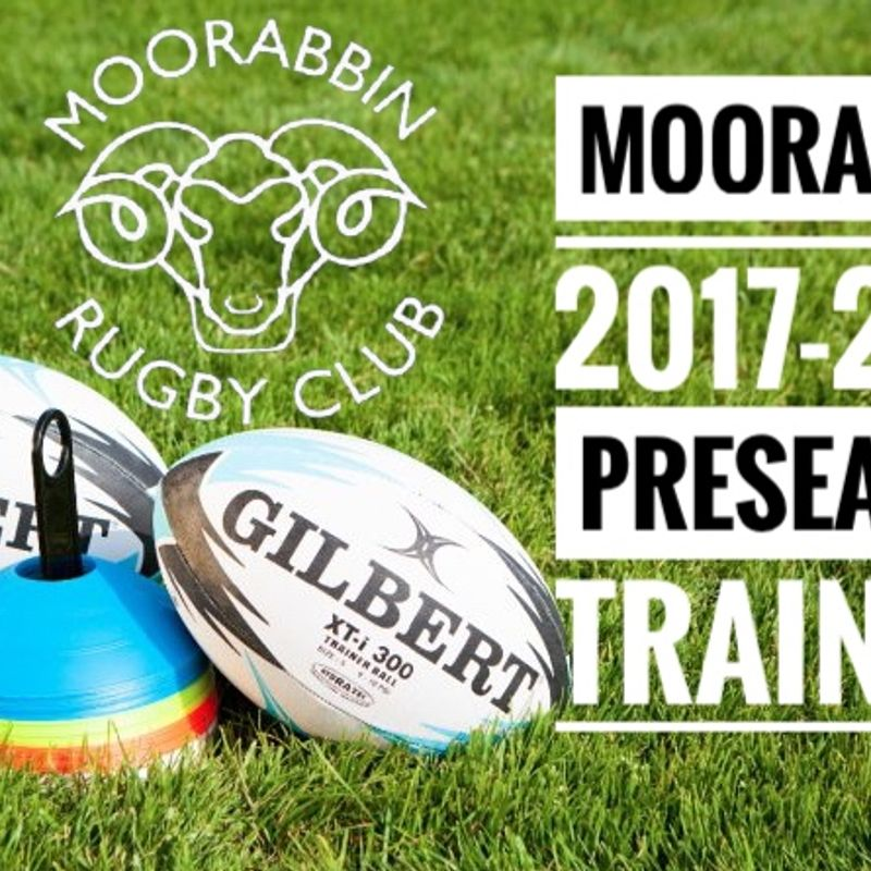 2018 Preseason Training