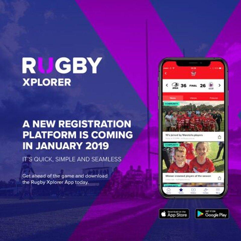 Rugby Xplorer 2019