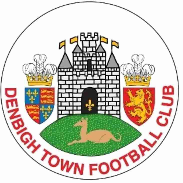 Notice of Denbigh Town Football Club Annual General Meeting 2017