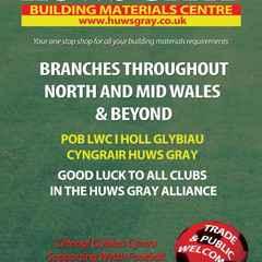 Huws Gray Cymru Alliance League AGM Awards