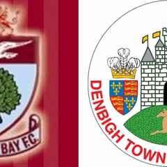 Colwyn Bay 5 - 2 Denbigh Town