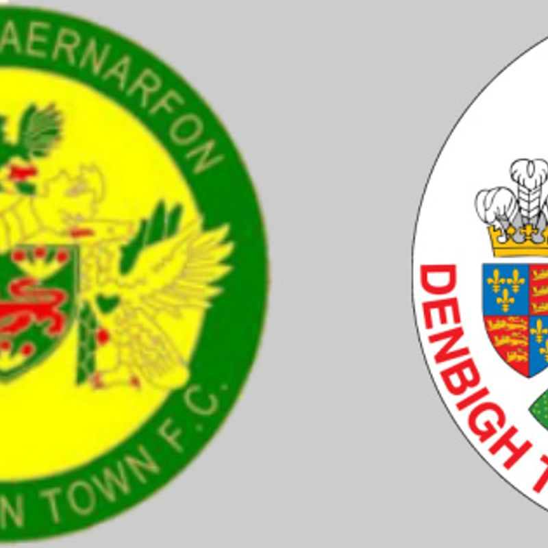 Denbigh Town disappointed with Oval draw.