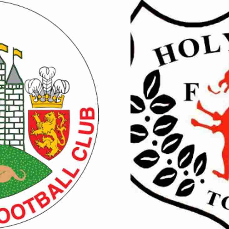 Cymru Alliance League Fixture.