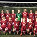 Reserves beat Llanberis 3 - 4