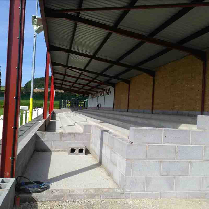 New stand update 14th June 2017