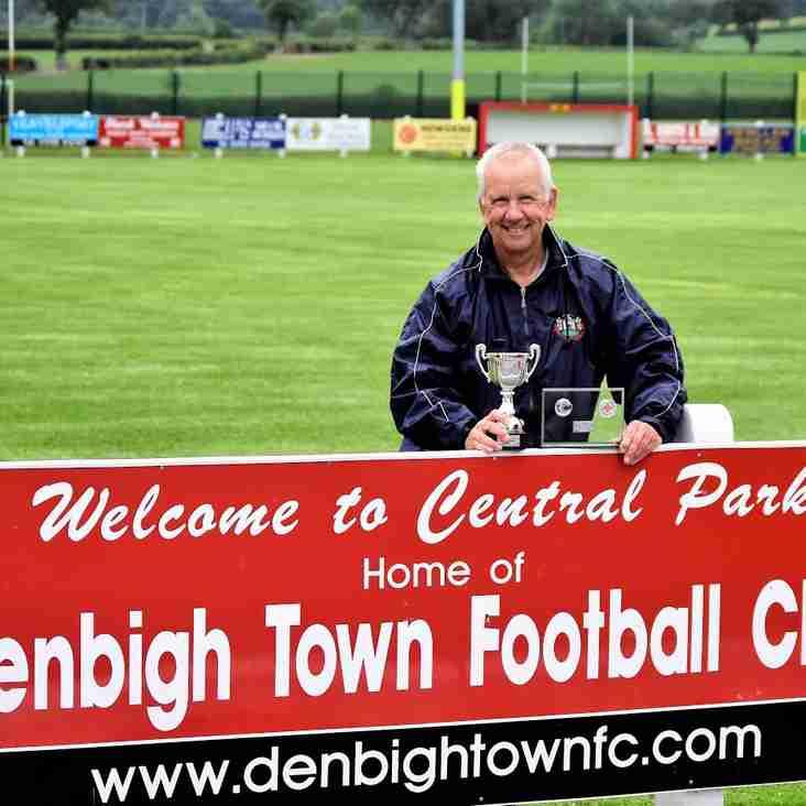 Denbigh Town Albion awards.
