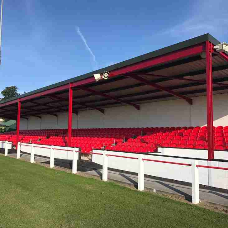 Friday 9th February -  Reserves home game against Holyhead Hotspur called off