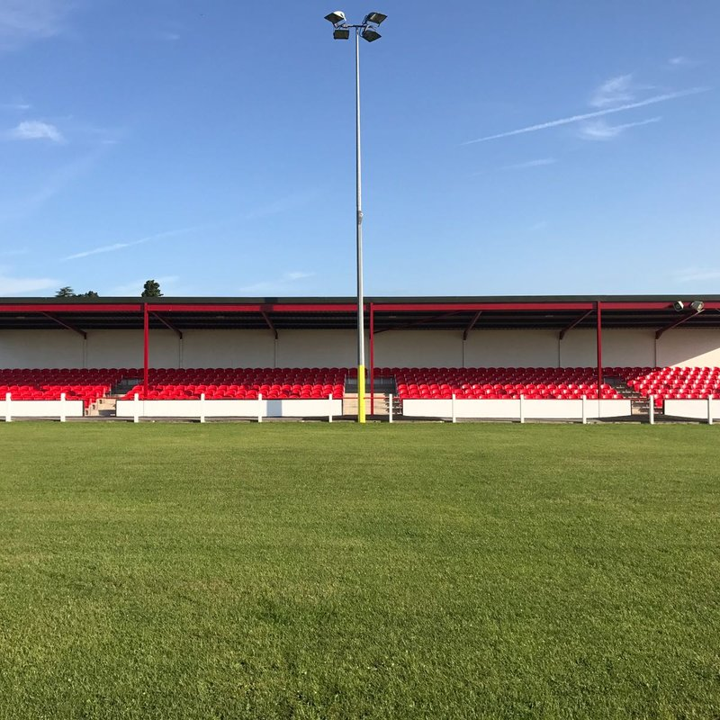 New Stand Completion