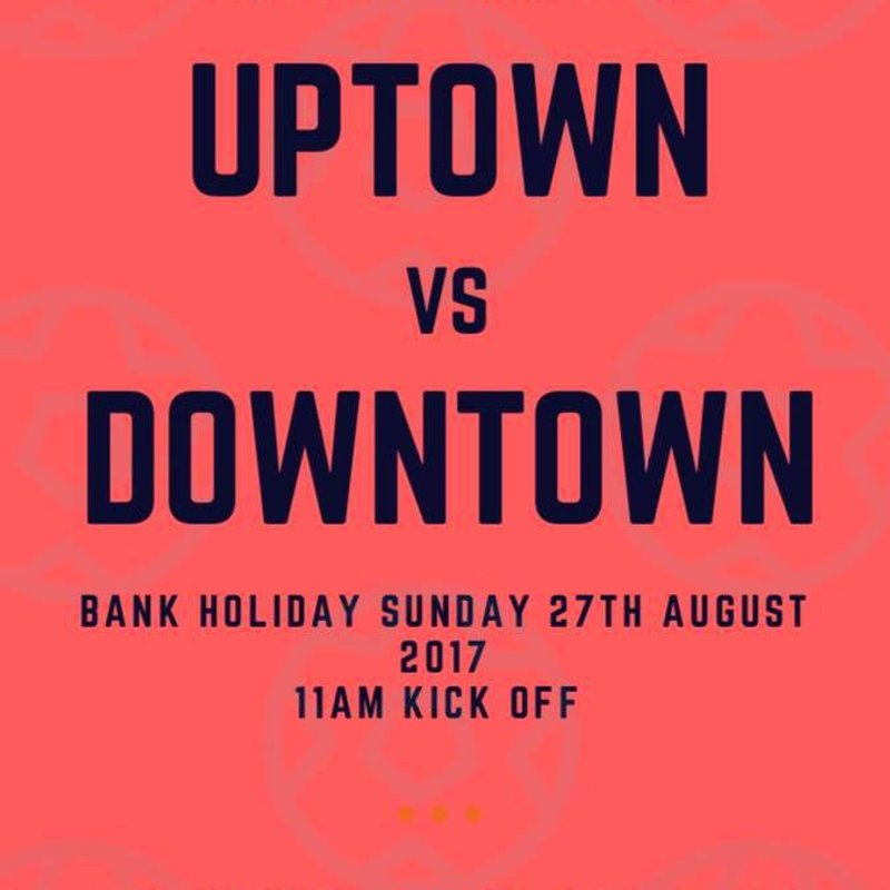 August Bank Holiday Charity Match.