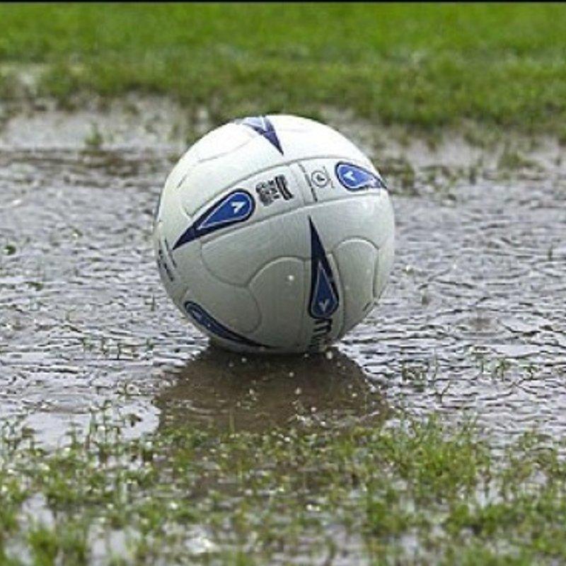 **Match Postponed**
