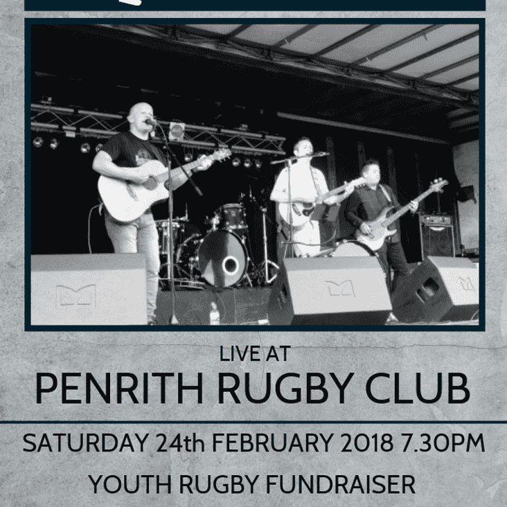 Squeeze Box LIVE @ Penrith RUFC on Saturday, 24th February, 2018