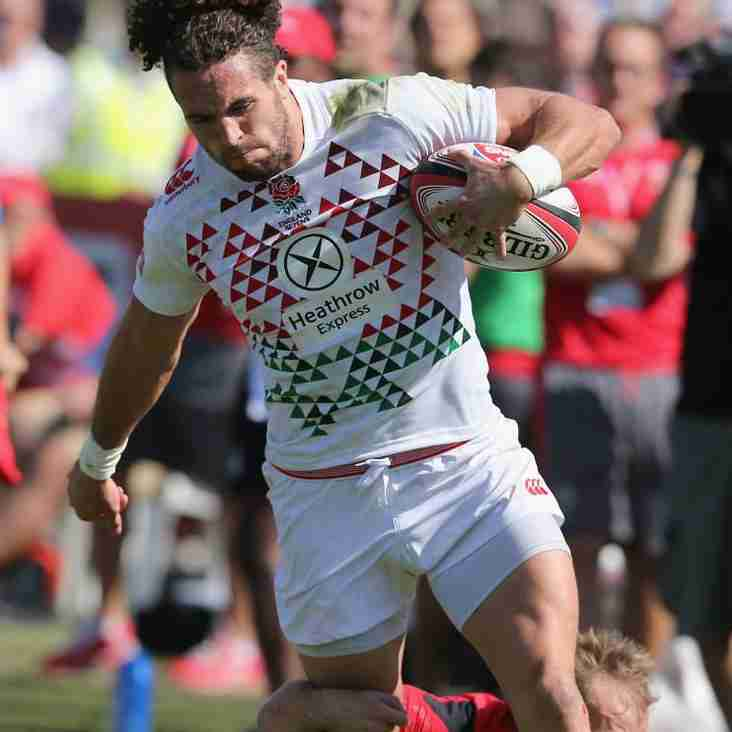 Well done to ex Penrith player Mike Ellery - England 7s - Commonwealth Games