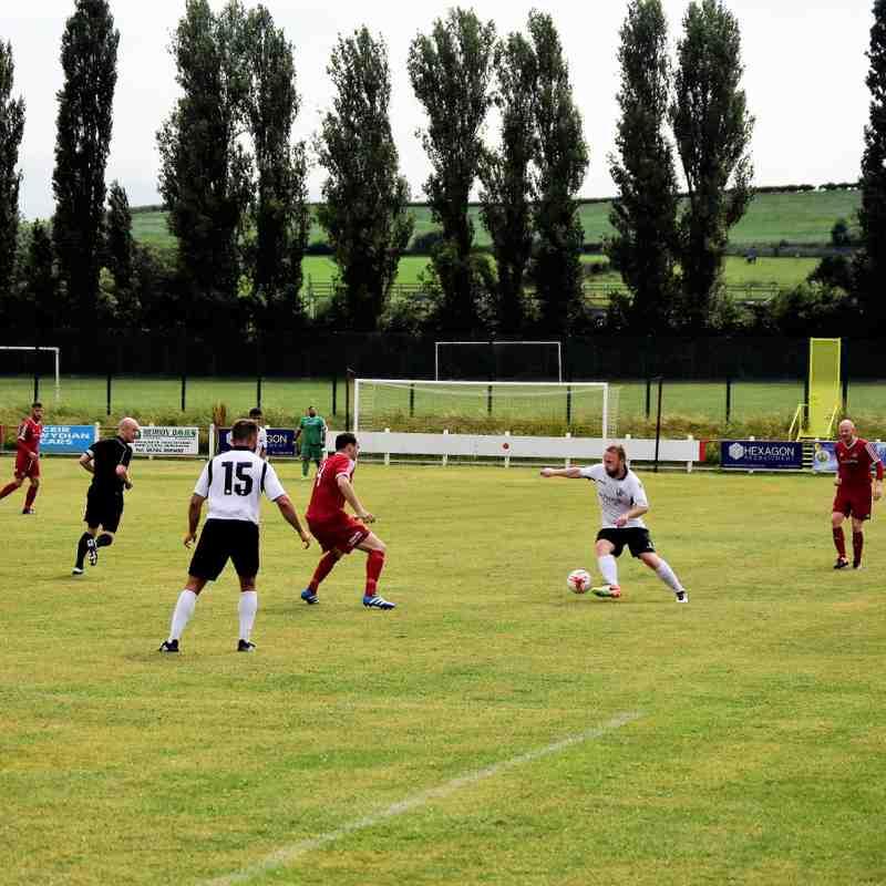 Denbigh v Widnes 16 July 2017