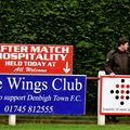 Davies' brace secure 2 - nil win for Denbigh against Penrhyncoch