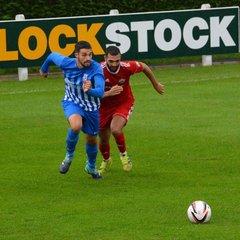 Denbigh v Holyhead Welsh Cup Round 1