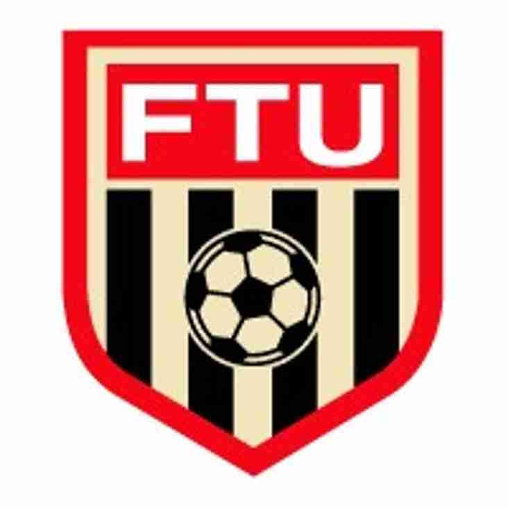Match Preview Flint Town United v Denbigh Town Sat 14 Oct  2.30pm
