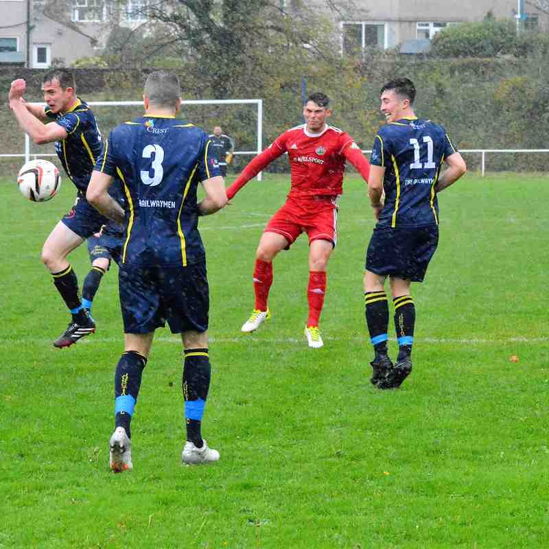 Llandudno Junction v Denbigh 21 Oct 2017