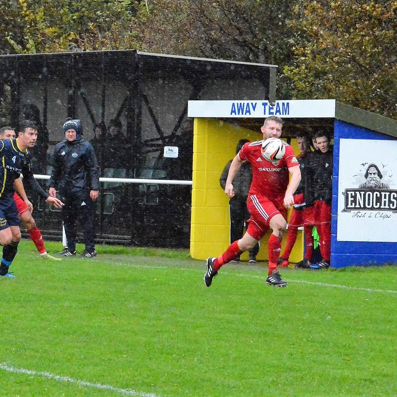 Junction storm past Denbigh into next round of Huws Gray Cup