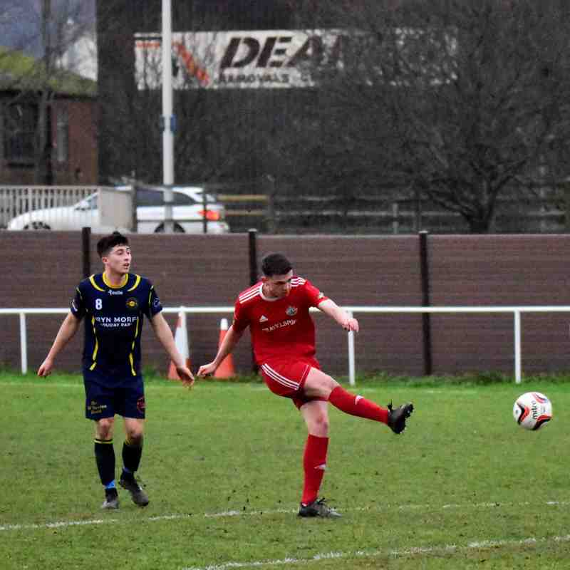 Llandudno Junction v Denbigh Town 13 Jan 2018