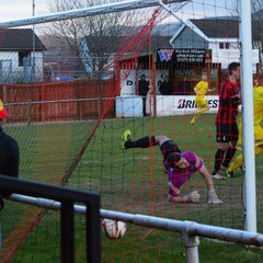 Penrhyncoch 0 Denbigh Town 1 Feb 2018