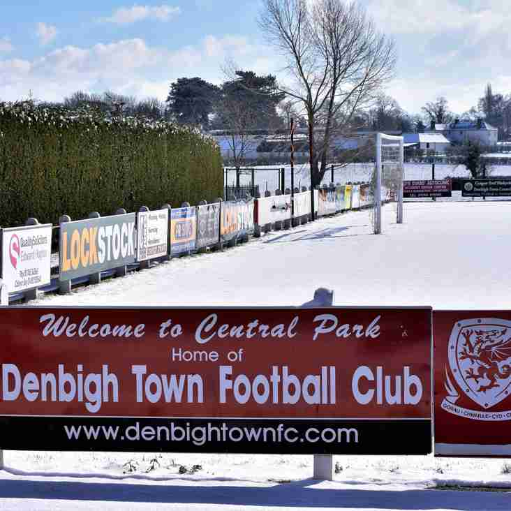 Pitch Inspection done. Game ON this evening