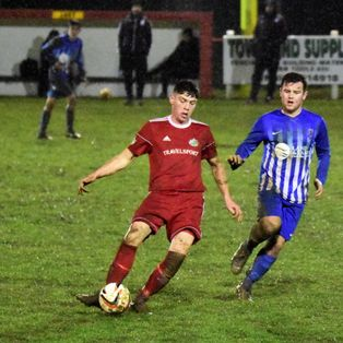Town back to winning ways in style