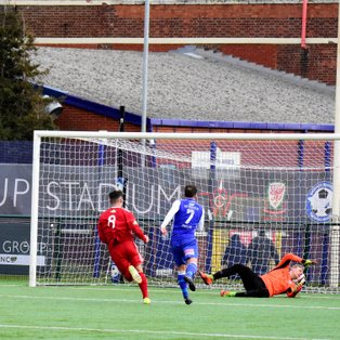 LATE PARTRIDGE GOAL SECURES DRAW FOR TOWN