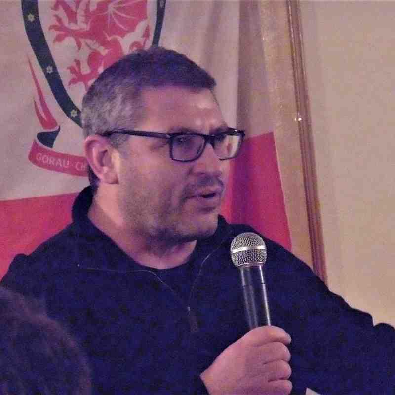 Osian Roberts