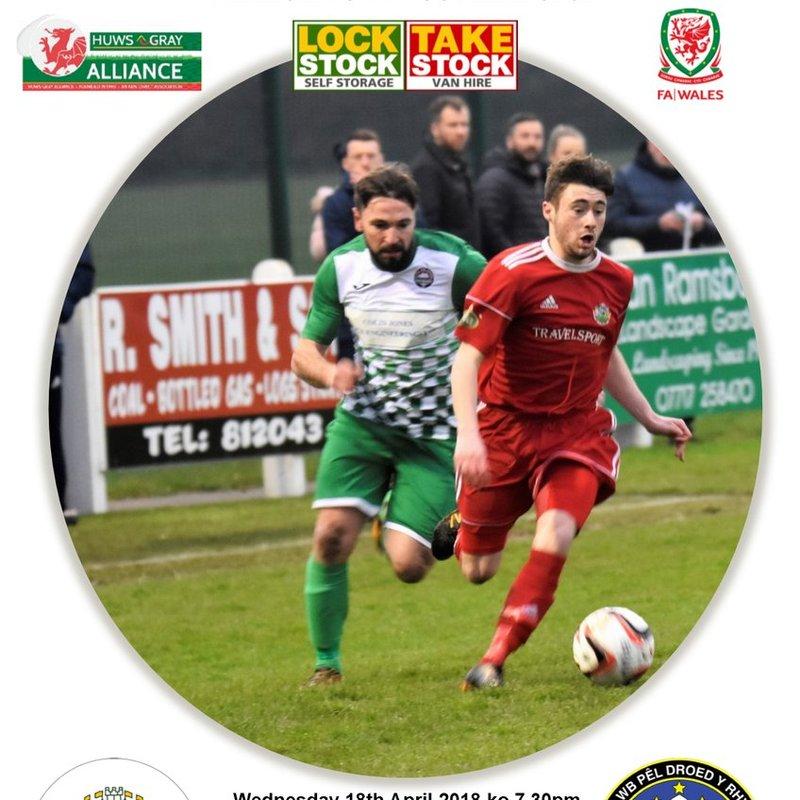 Match Preview Denbigh Town v Rhyl