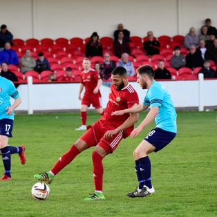 Denbigh win in close local derby