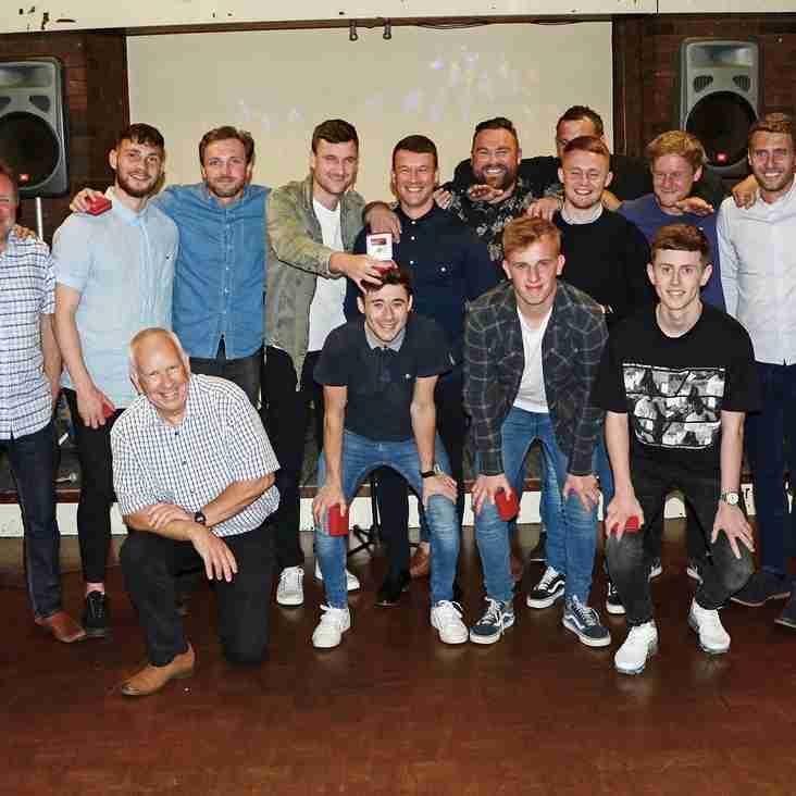 Denbigh Town FC Presentation night