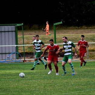 Brickfield Rangers 1 - 1 Denbigh Town
