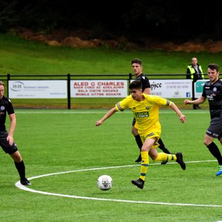 First rate performance as new squad draw at Bala