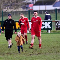 Denbigh Town v Ruthin 26 Dec 2018