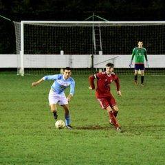 Denbigh Reserves v Llandyrnog Reserves 27 Dec 2018