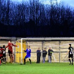 Flint v Denbigh Town 29 Dec 2018