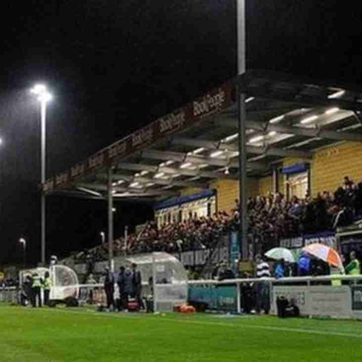 Match Preview Bangor City v Denbigh Town Fri 11 Jan 7.30pm