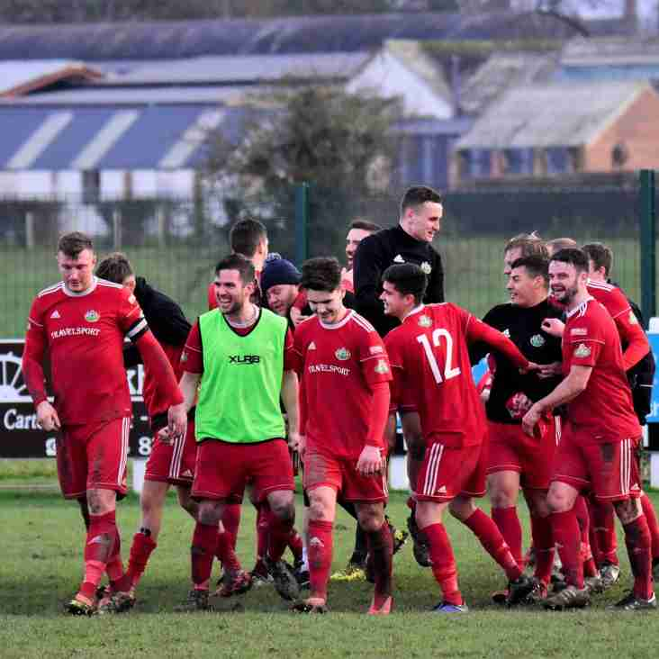 Match Preview: Denbigh Town v Conwy Borough 18 Jan 19