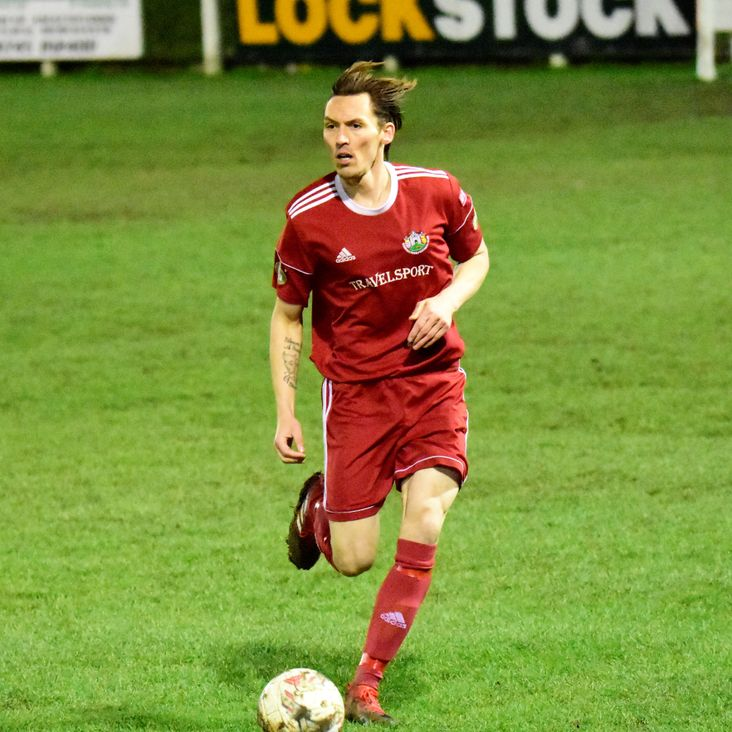 Transfer News: Top midfielder signs for Denbigh Town<