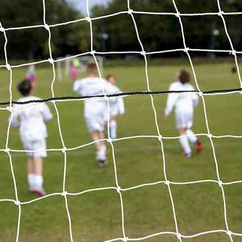 Why do kids quit playing sport?