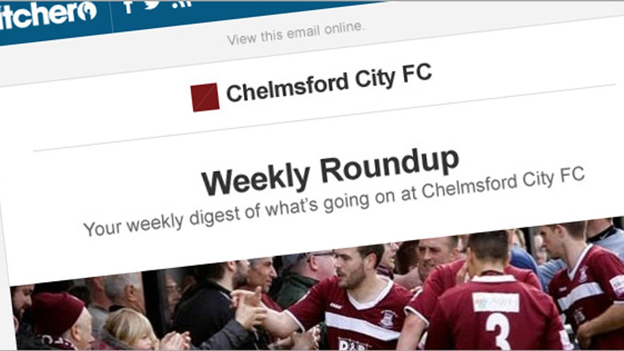 Preview - Club Weekly Roundup.