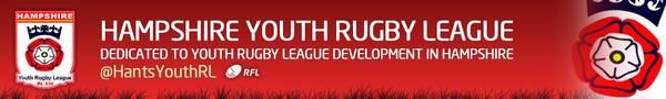 Hampshire Youth Rugby League