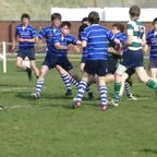 kyle laing try v heriots in cup final win