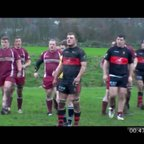 Craig Britton try Vs Amersham & Chiltern